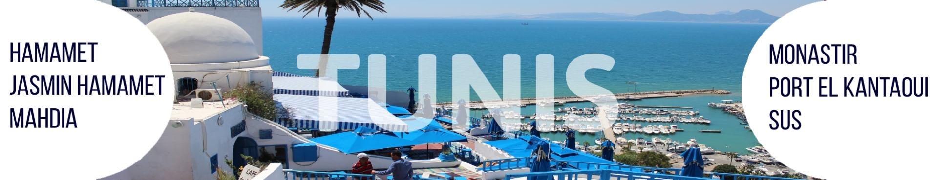 TUNIS LETOVANJE 2021