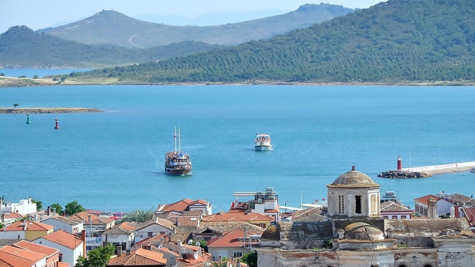 TURSKA SARIMSAKLI PLAŽE LETO CENE HOTELI