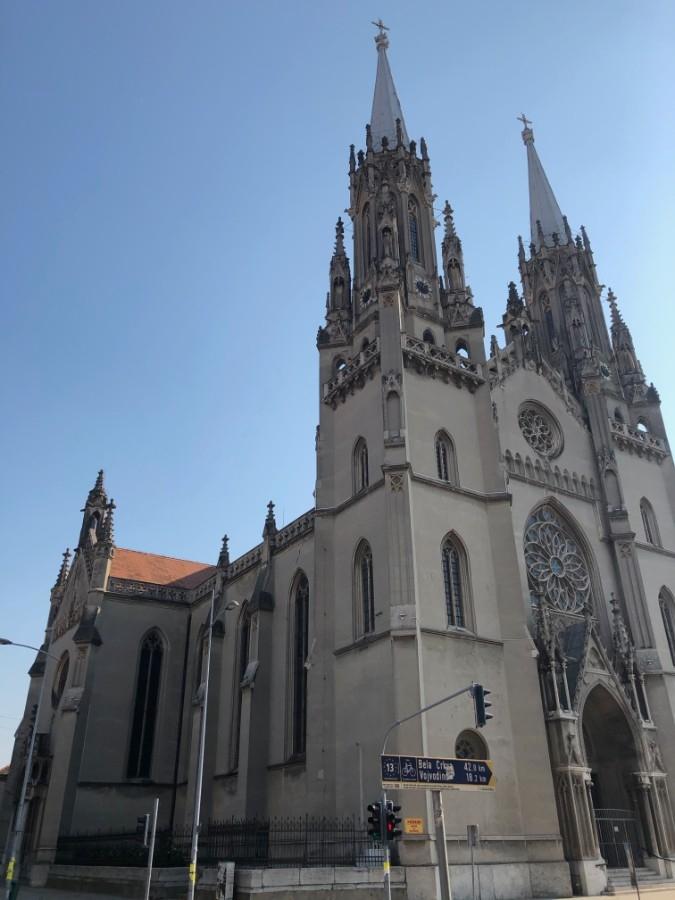 vrsac katedrala letovanje u srbiji