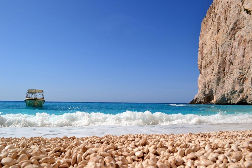 Grčka letovanje Zakintos leto plaže hoteli apartmani cene