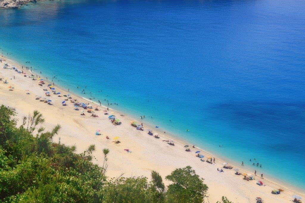 Zakintos letovanje plaže Grčka leto hoteli zakintos leto