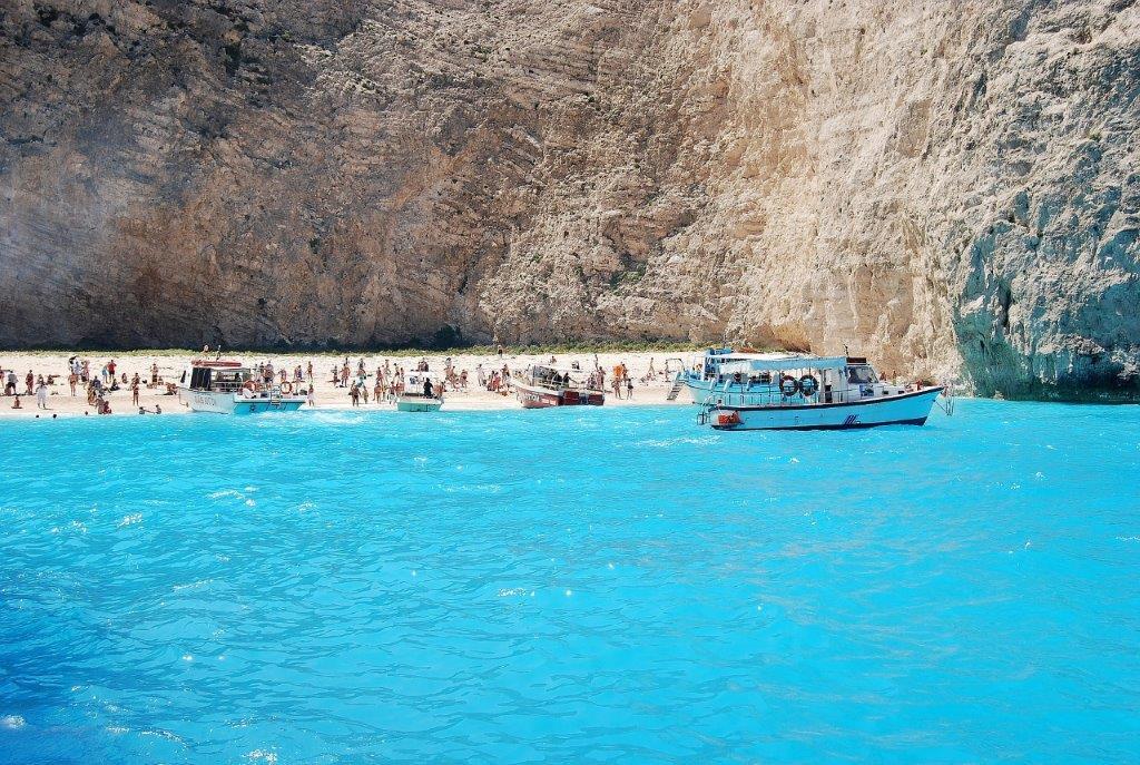 Zakintos Laganas leto Grčka letovanje hoteli last minute ponude