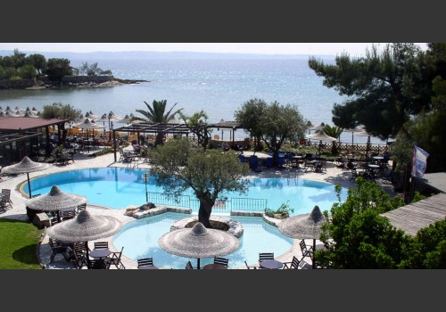 ANTHEMUS SEA BEACH SITONIJA GRCKA HOTELI SA 5* NAJBOLJE CENE