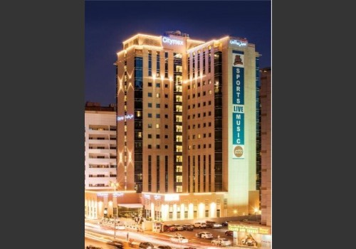HOTEL CITY MAX AL BARSHA DUBAI CENOVNIK