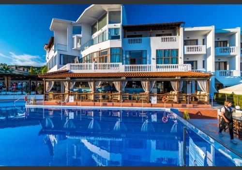 GRČKA HALKIDIKI HOTELI LETOVANJE