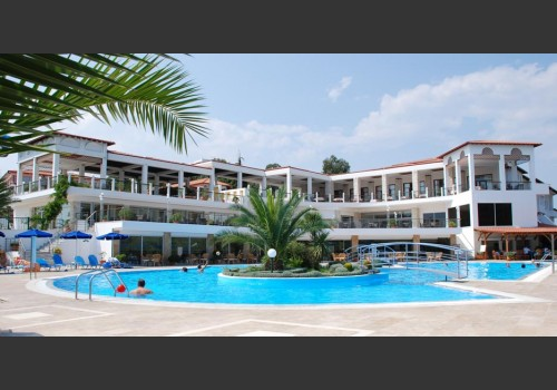 HALKIDIKI HOTELI 5* ATOS LETO PONUDA
