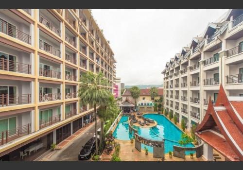 Hotel Amata Patong Tajland Puket leto 2019 avion povoljno Azija letovanje cena