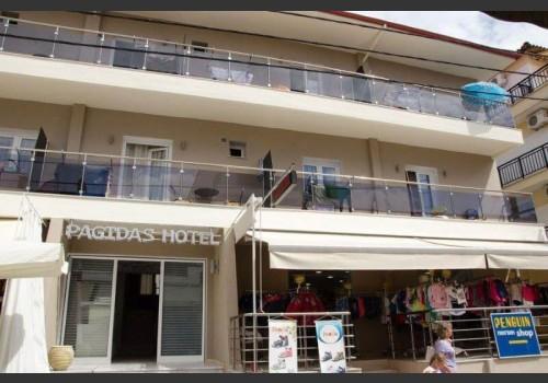 HOTEL APARTMAN PAGIDAS HANIOTI LETOVANJE