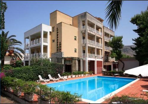 SICILIJA CONCHIGLIA D`ORO MONDELO HOTELI LAST MINUTE POLUPANSION PONUDE