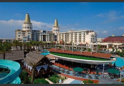 HOTEL DELPHIN DIVA RESORT TURSKA ANTALIJA - LARA LETO ARANŽMANI AVIONOM