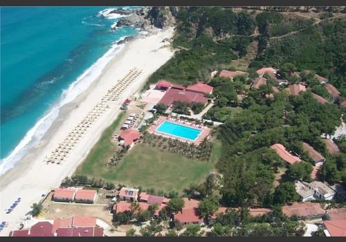 Hotel Kalafiorita Resort Kalabrija Italija