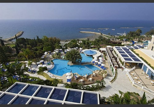 KIPAR - CYPRUS HOTEL MEDITERRANEAN BEACH LETOVANJE AVIONOM HOTELI