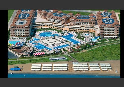 TURSKA LETOVANJE SIDE HOTELI 5*