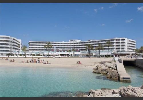Hotel Sol Wave House Mallorca 4* Magaluf Plaža
