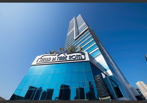 Hotel Stella di Mare Dubai letovanje 5 zvezdica paket aranžman beograd avion cena