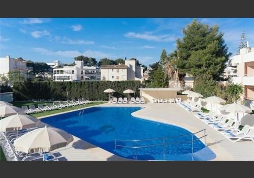 Hotel THB Maria Isabel 4* Bazen