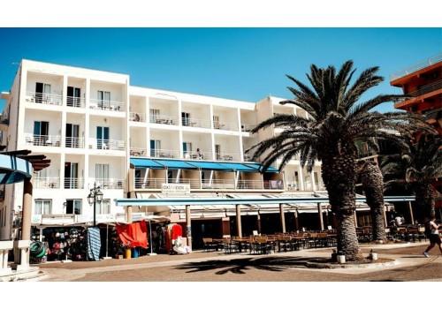 HOTEL ACHILION GRČKA HOTELI LUTRAKI LETO CENA