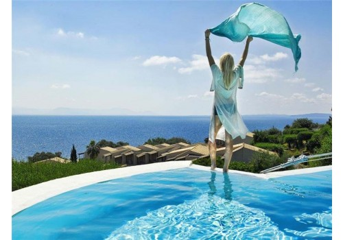 HOTEL AEOLOS BEACH RESORT GRČKA HOTELI KRF LETO CENA