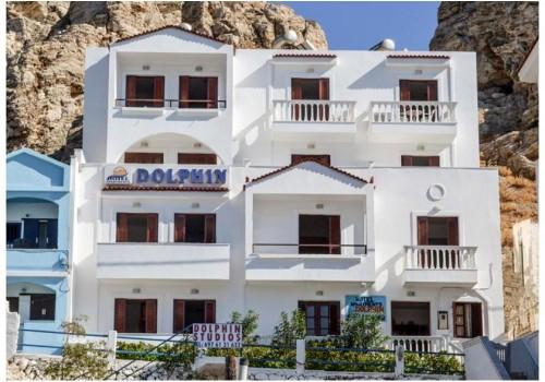 HOTEL APARTMAN DOLPHIN GRČKA HOTELI KARPATOS LETO CENA