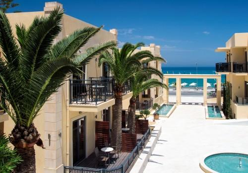 HOTEL ATLANTIS BEACH GRČKA HOTELI KRIT LETO CENA