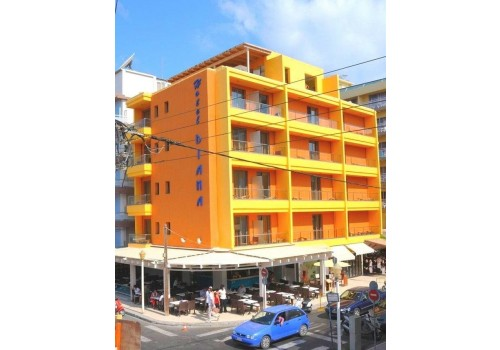 HOTEL DIANA BOUTIQUE GRČKA HOTELI RODOS LETO CENA