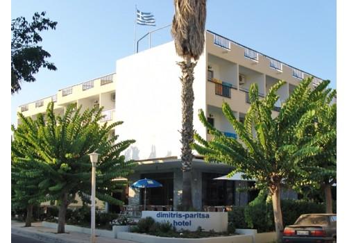 HOTEL DIMITRIS PARITSA GRČKA HOTELI KOS LETO CENA