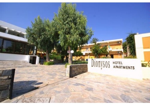 HOTEL DIONYSOS HALKIDIKI HOTELI KASANDRA LETO CENA