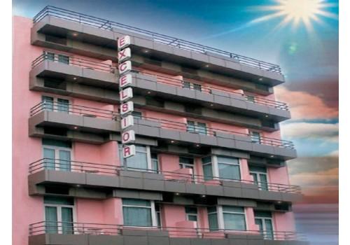 HOTEL EXCELSIOR GRČKA HOTELI LUTRAKI LETO CENA