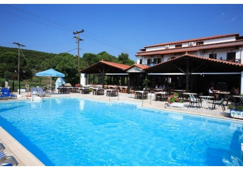 HOTEL GOLDEN BEACH GRČKA HOTELI SKIJATOS LETO CENA