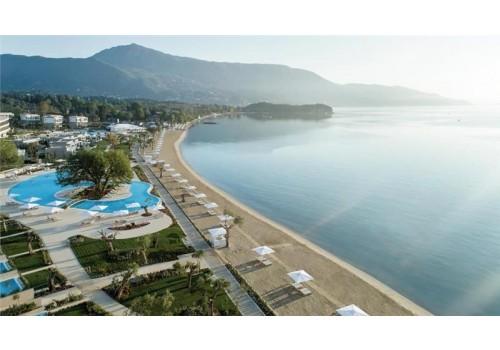 HOTEL IKOS DASSIA RESORT GRČKA HOTELI KRF LETO CENA