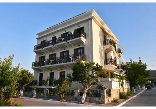 HOTEL IREON BEACH GRČKA HOTELI SAMOS LETO CENA