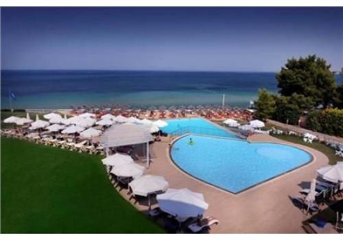 HOTEL ISTION CLUB HALKIDIKI HOTELI KASANDRA LETO CENA