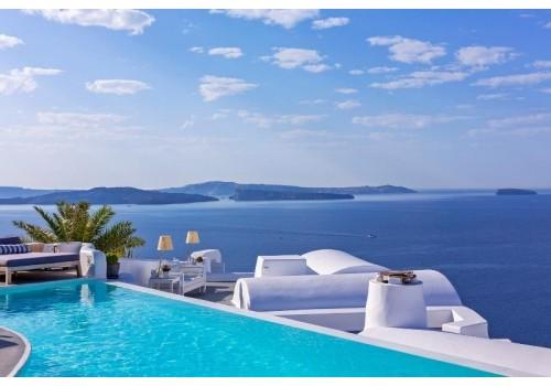 HOTEL KATIKIES GRČKA HOTELI SANTORINI LETO CENA