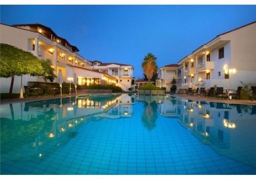 HOTEL LILLY ANN VILLAGE HALKIDIKI HOTELI SITONIJA LETO CENA