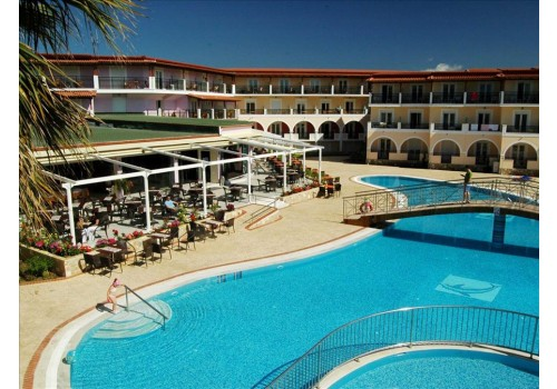 HOTEL MAJESTIC SPA GRČKA HOTELI ZAKINTOS LETO CENA
