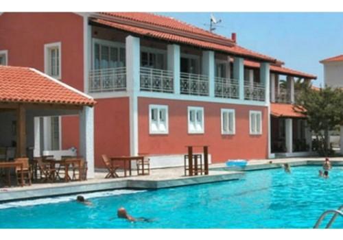 HOTEL PEGASUS GRČKA HOTELI SAMOS LETO CENA