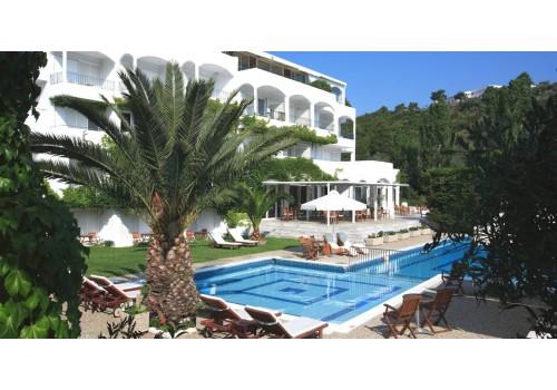 HOTEL PLAZA GRČKA HOTELI SKIJATOS LETO CENA