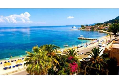 HOTEL POTAMAKI BEACH GRČKA HOTELI KRF LETO CENA