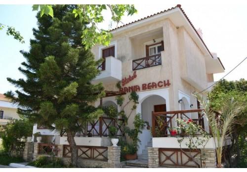 HOTEL RANIA BEACH GRČKA HOTELI SAMOS LETO CENA