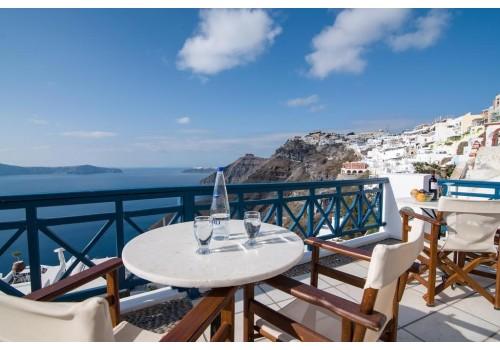 HOTEL REFLEXIONS VOLCANO GRČKA HOTELI SANTORINI LETO CENA