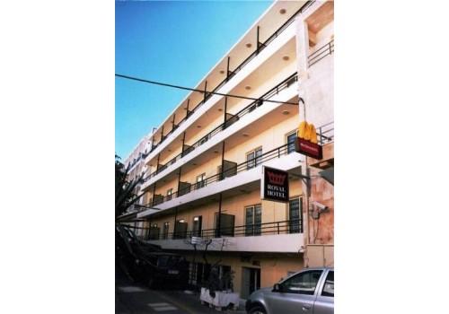 APARTHOTEL ROYAL GRČKA HOTELI RODOS LETO CENA