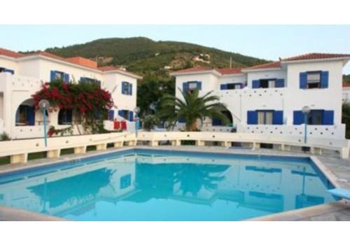 HOTEL SUNRISE VILLAGE GRČKA HOTELI SKOPELOS LETO CENA