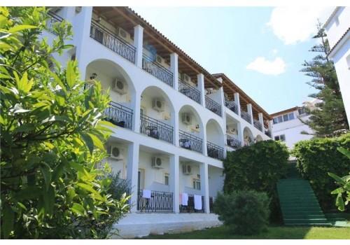 HOTEL YANNIS GRČKA HOTELI KRF LETO CENA