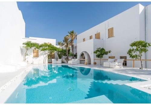 HOTEL KAMARI BLUE BOUTIQUE GRČKA HOTELI SANTORINI LETO CENA