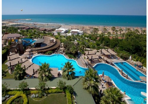 ADALYA RESORT 5* TURSKA FOTOGRAFIJE DREAMLAND