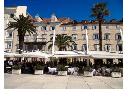 letovanje Split Dubrovnik hoteli ponuda