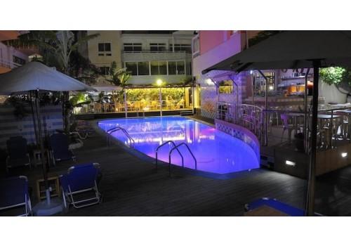 Agla Hotel 4* Rodos Baz