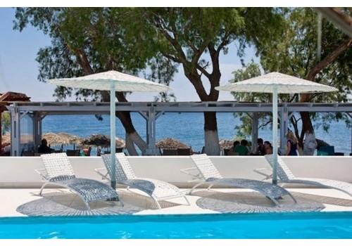 Alesahne Beach Hotel 4* Kamari Bazen