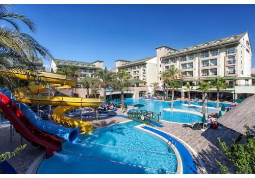 Alva Donna Beach Resort Comfort Side Spolja