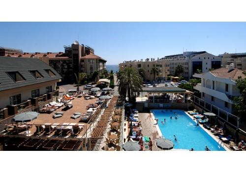 TURSKA AVIONOM HOTELI U CENTRU KEMERA